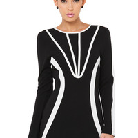 Best Thing Bodycon Black Dress