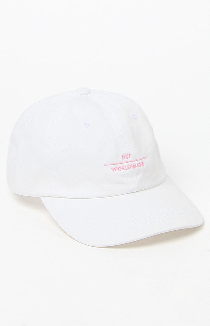 ... timeless design 7bcc3 1d406 HUF Stacked Strapback Dad Hat at from PacSun  BeaniesHatsMas ... 68b847f0131