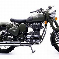 Royal Enfield Classic Bullet Military
