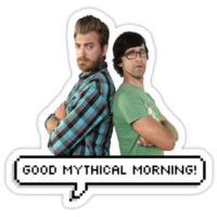 Good Mythical Morning!