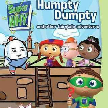 Super Why-Humpty Dumpty & Other Fairytale Adventures (Dvd) Nla