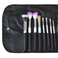 Luxury 9-pcs Fashion Hot Sale Make-up Brush Set = 4831016516