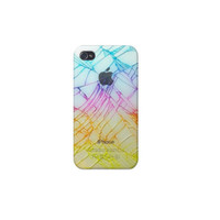 Cracked iPhone Colored iPhone 4/4s/5 & iPod 4 Case