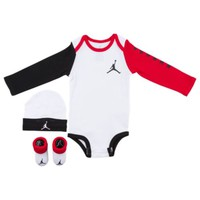 Jordan Post Game Raglan Creeper - Boys' Infant at Kids Foot Locker