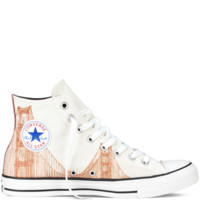 Converse - Chuck Taylor All Star San Fransico - Natural - Hi
