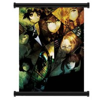 "Steins; Gate Anime Game Fabric Wall Scroll Poster (32"" x 40"") Inches"