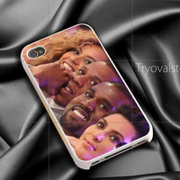 Beyonce, Jay Z, Kanye West, Kim Kardashian iphone case ,samsung case for iphone 4/4S,5/5S,5C Accesories