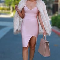 Libbie Bandage Dress