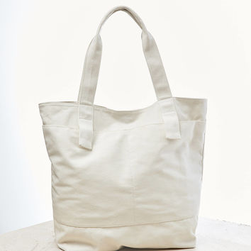 Canvas Tote Bag   Urban Outfitters