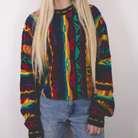 Vintage Coogi Insprired Sweater