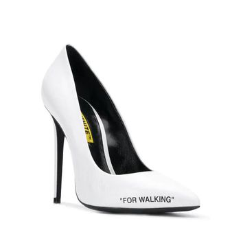 Walking Pumps by OFF-WHITE