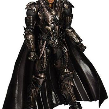 Square Enix Man of Steel General Zod Action Figure