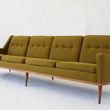 Articulate Sofa By Milo Baughman For James Inc