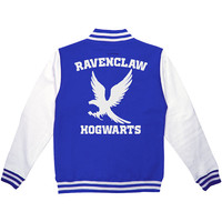 Ravenclaw Hogwarts varsity jacket- Harry Potter