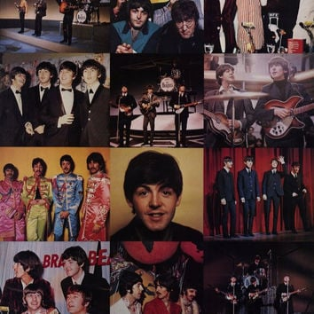 The Beatles Anthology 11x17 Movie Poster (1995)
