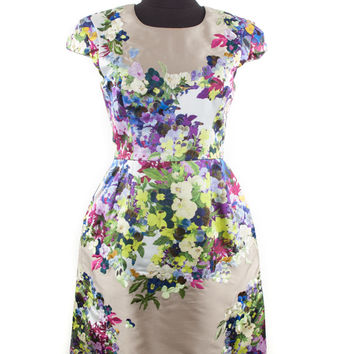Women's Erdem Beige Dress