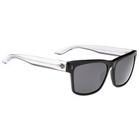 Spy Haight Sunglasses Black/Crystal Grey One Size For Men 93079714901
