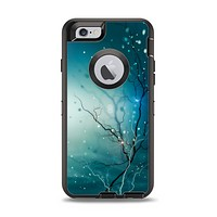 The Electric Teal Volts Apple iPhone 6 Otterbox Defender Case Skin Set