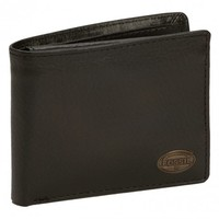 Fossil ML3221 Men's Genuine Leather Estate Zip Passcase Bifold Bill Wallet