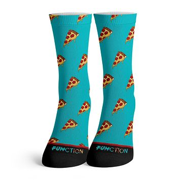 Function - Pizza Pattern Fashion Socks