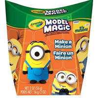 Crayola Model Magic Craft Kit - Make a Minion