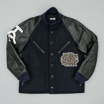 Limited Edition J-1 Letterman Jacket w/ Chenille Patches