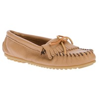 Minnetonka Fringed Mocassin Shoe