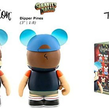 Dipper Pines - Vinylmation Gravity Falls Series 3'' Collectible Figure