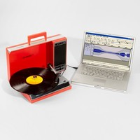 Crosley USB Spinnerette Turntable