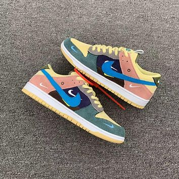 Sean Wotherspoon X Nike Sb Dunk Low Pro Og Qs Sneakers