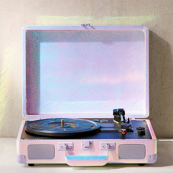 Crosley Lavender Ice Cruiser Bluetooth Record Player | Urban Outfitters