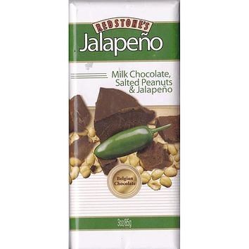 Redstone Jalapeno Chocolate Bar