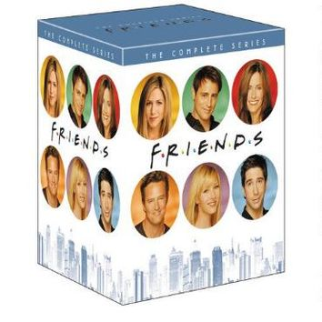 Friends: The Complete Series Collection DVD | WBshop.com