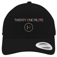 Twenty One Pilots Embroidered Cotton Twill Hat