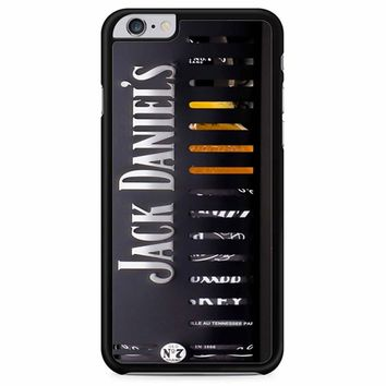 Jack Daniel S Whiskey iPhone 6 Plus/ 6S Plus Case