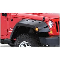 Bushwacker - Pocket-Style Fender Flares for Jeep - JCWhitney