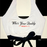 SWEET LORD O'MIGHTY! WHOS YOUR DADDY HALTER