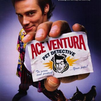 Ace Ventura: Pet Detective 27x40 Movie Poster (1994)
