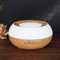 New Ultrasonic Cool Mist Humidifier Oil Diffuser Air Infusion System