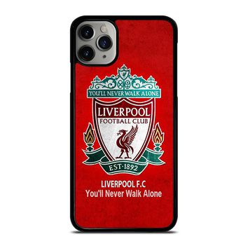 LIVERPOOL FC 1982 iPhone Case Cover