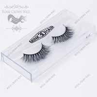 The Lady 3D Mink Strip Lash Sets (10)