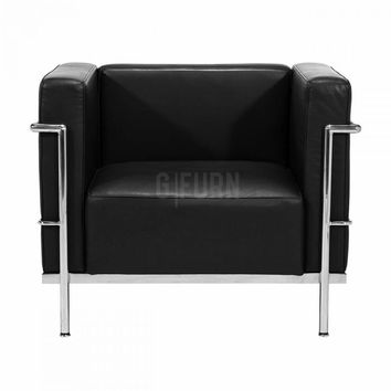 Reproduction of Le Corbusier's LC3 Grand Confort Club Chair | GFURN
