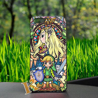 The Legend Of Zelda Design For iPhone Case, iPhone 4/4s,5/5s,5c, Samsung Galaxy S3 i9300,Galaxy S4 i9500 Case