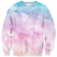 Pastel Clouds Sweater