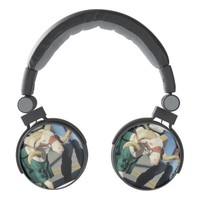 Colorado Ram Mascot Headphones