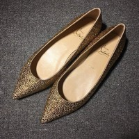 DCCK2 Cl Christian Louboutin Flat Style #723