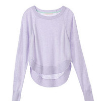Dolman-sleeve Sweater - A Kiss of Cashmere - Victoria's Secret