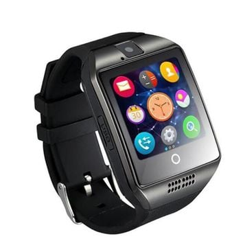 Bluetooth Smart Watch NK18 With Camera Support and Sim Card