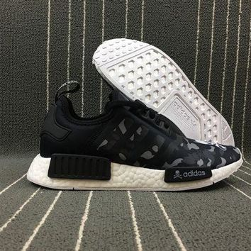 DCCKBE6 Adidas Boost Nmd Superstar Nh Bape x Mastermind x Women Men Fashion Trending Running Sports Shoes