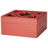 Threshold™ Coral Decorative Box